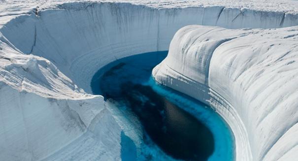 Na Grenlandu unutar dva tjedna isušena dvajezera