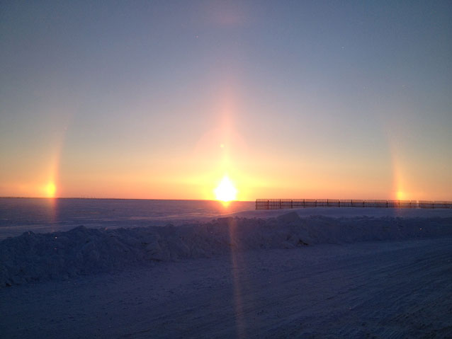 Pasunce, Aljaska