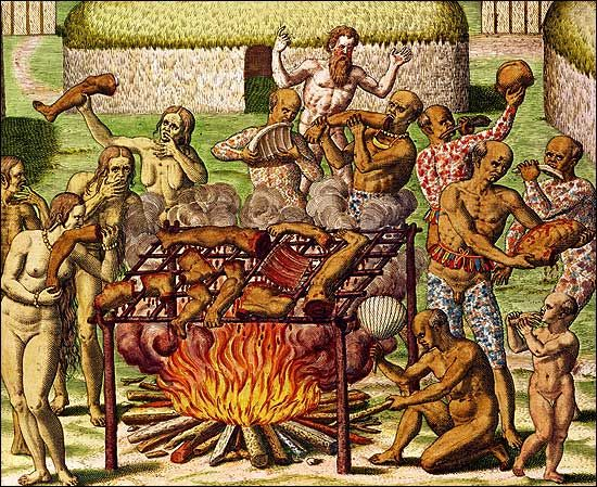 Kanibalizam – drevni tabu prisutan idanas