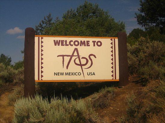 Taos-Welcome