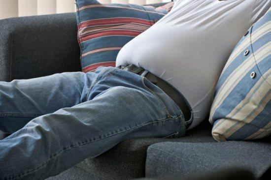 bolest sjedenja