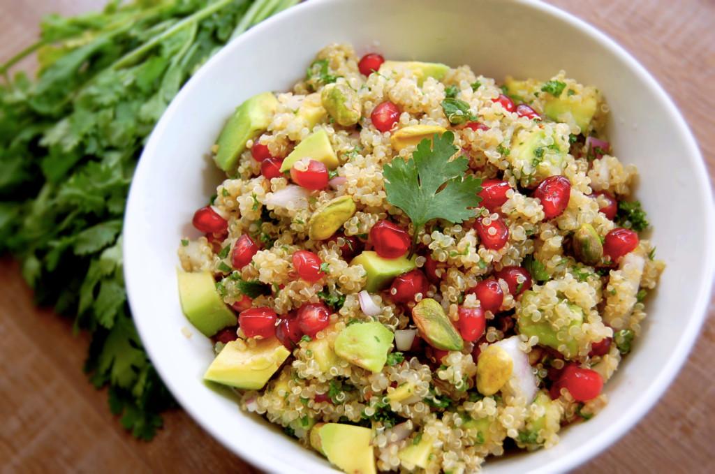 Slikovni rezultat za kvinoja salad