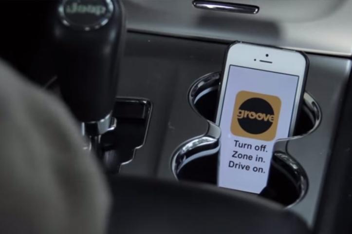 uređaj koji sprječava slanje SMS poruka prilikom vožnje