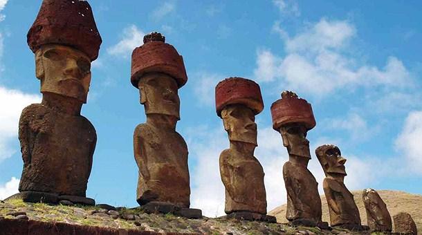 Moai pukao