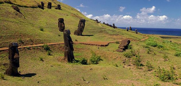Rano Raraku Moai
