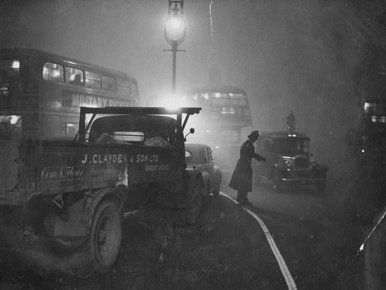 Londonski smog