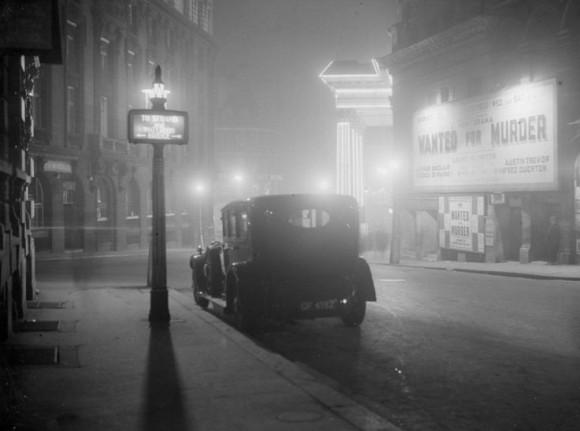 Veliki londonski smog iz1952.