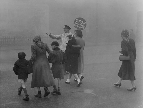 Fog in Stretford