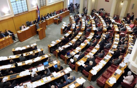 z1504j29 Zagreb, 15.04.2015. (novosti) - Hrvatski sabor - 17. sjednica Hrvatskog sabora - aktualno prijepodne - Foto: Darko JELINEK