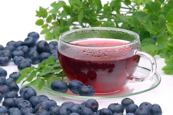 čaj od borovnice os uma