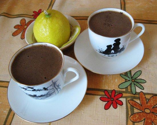 kava i limun os uma