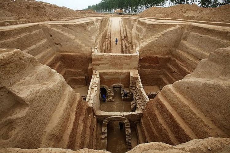 Neobična otkrića u Yanghaigrobnicama