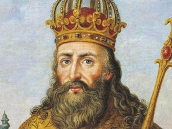 Karlo Veliki Os uma