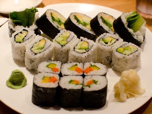 sushi os uma
