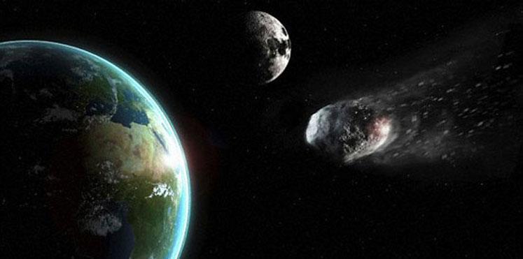 Znanstvena spoznaja – sljedeći tjedan ogroman asteroid pada naZemlju