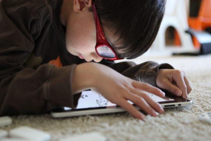 iPad kao anestezija zadjecu