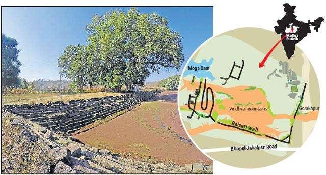 Indijski veliki zid – drevni misterij zidina dugih najmanje 80kilometara