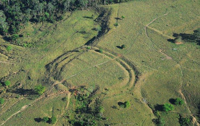 U prašumi Amazone pronađene stotine zemljanih struktura poput onih uStonehengeu