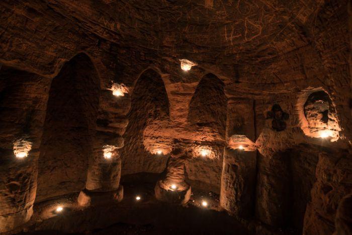 Zečja rupa otkriva tajnu podzemnu pećinu vitezatemplara