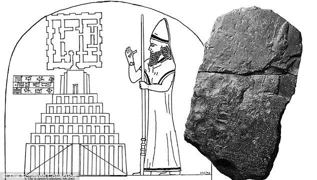 Drevna kamena ploča – vjerodostojan prikaz i dokaz postojanja Kulebabilonske