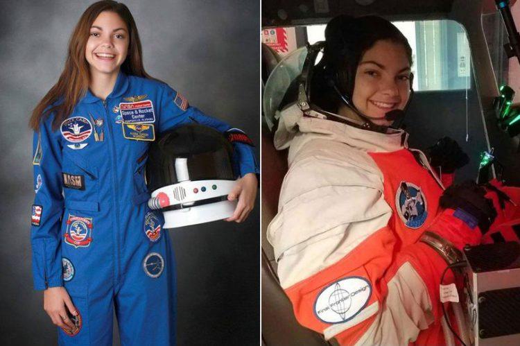 Alyssa Carson u misiji naMars