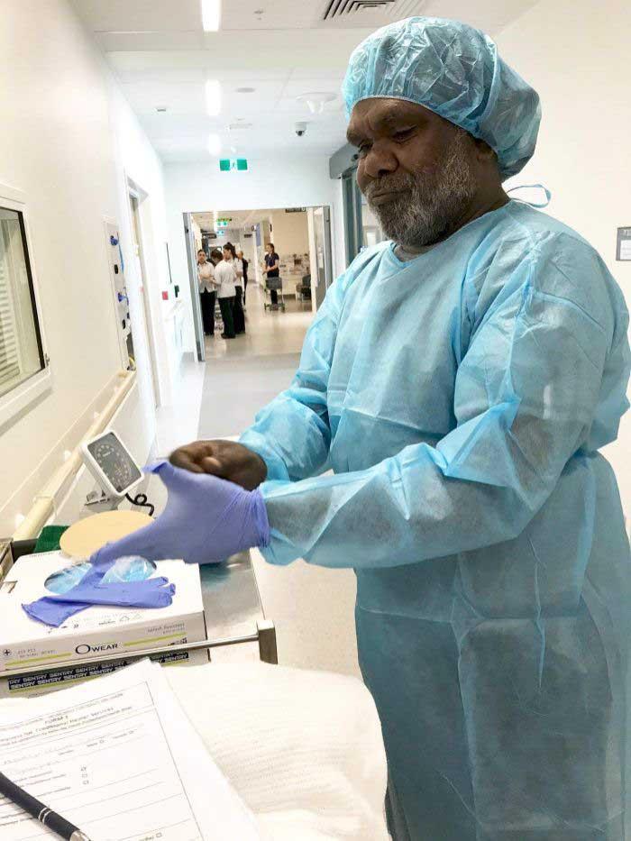 Povezivanje alternativne i konvencionalne medicine – aboridžinski iscjelitelji Ngangkari na radu u australskimbolnicama
