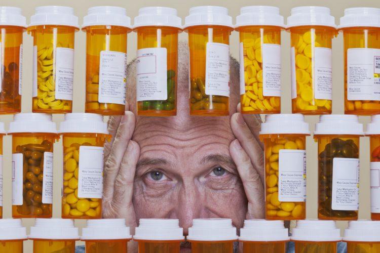 Studije otkrivaju: starije osobe preopterećene su opasnimlijekovima