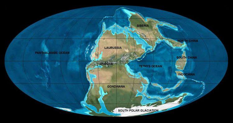 Pangea: posljednji superkontinent