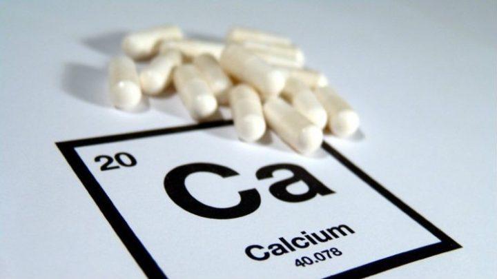 Uzimanje kalcija može uzrokovati lezije namozgu