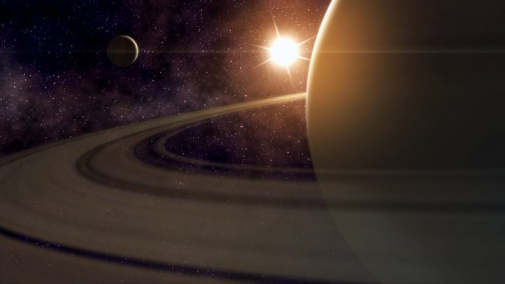 Saturnovo prstenje umire